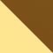 001/57 - GOLD/ BRAUN POLARISIERT