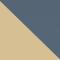 2300B1 - GOLD/ BLAU