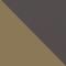 133487 - GOLD GRAU/ DUNKELGRAU