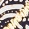 MARINE/ WEISS/ GOLD METALLIC