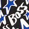 SCHWARZ/ WEISS/ BLAU