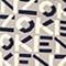 HELLGRAU/ WEISS/ BLAU