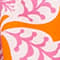 ORANGE/ WEISS/ PINK